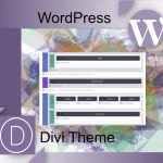 Divi and WordPress